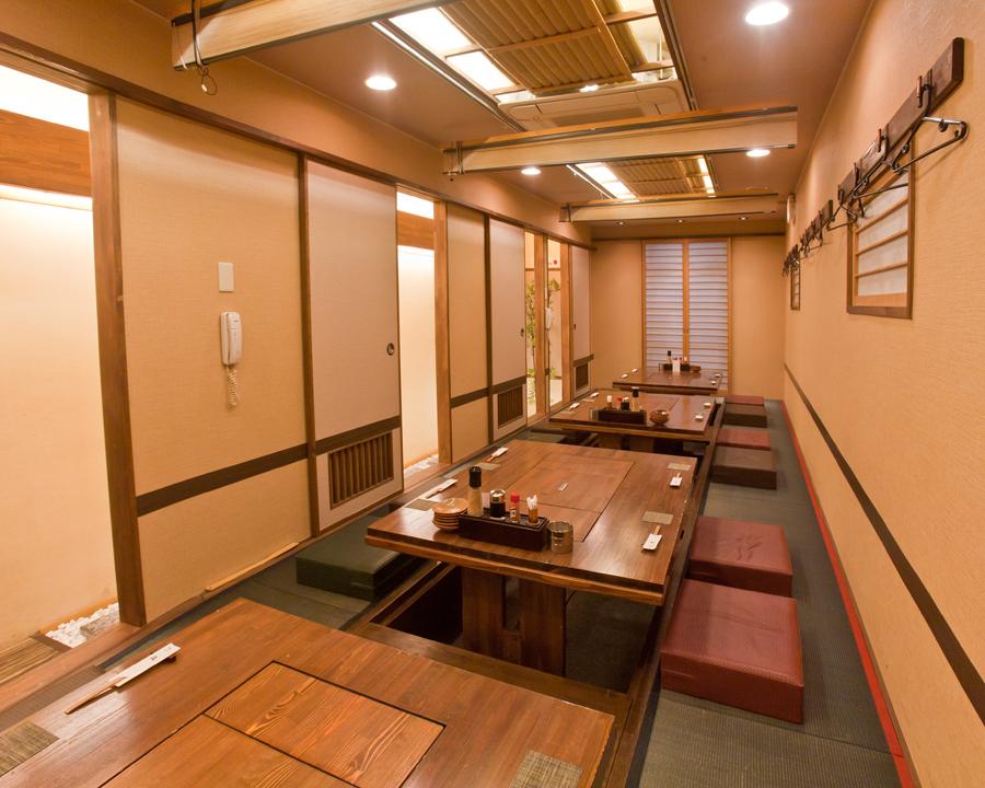 鹿児島市 黒豚しゃぶしゃぶ 居酒屋 鹿児島中央駅すぐ  八幡 宴会個室
